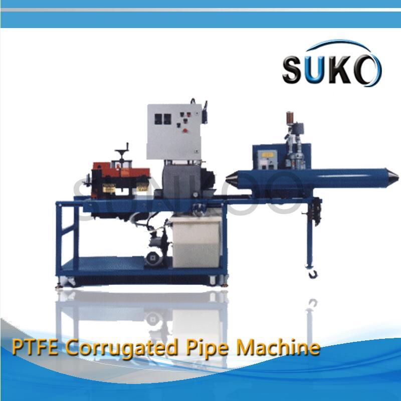 PTFE Corrugated Pipe Machine