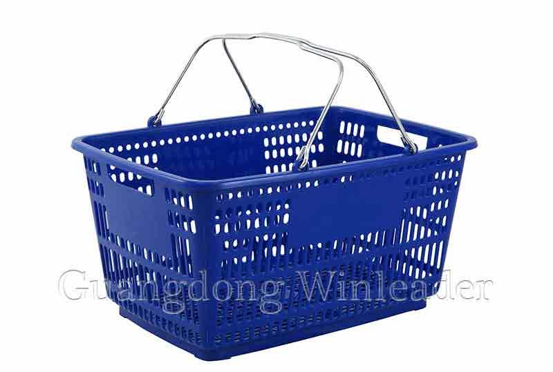 YLD-PB30-2 Plastic Basket,Basket,Plastic Hand Basket,Plastic Hand Basket Manufacturer,Plastic Hand B