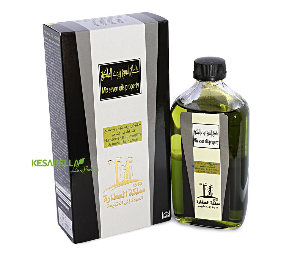 Jadayel with Seven Oils
