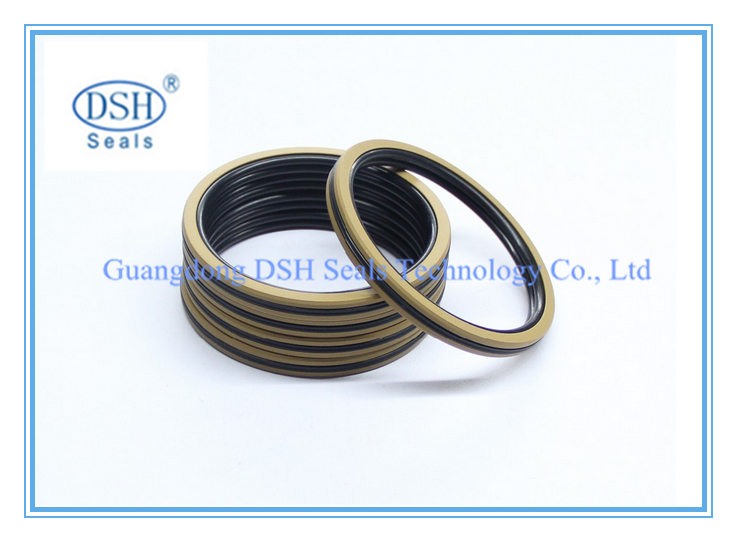 Teflon Piston Seals Hydraulic seals, double oring seals