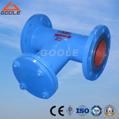 Flanged Tee Type Strainer (GAST-A/B/C)