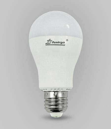 White LED Light Bulbs- Emergency, Rechargeable, Dimmalbe