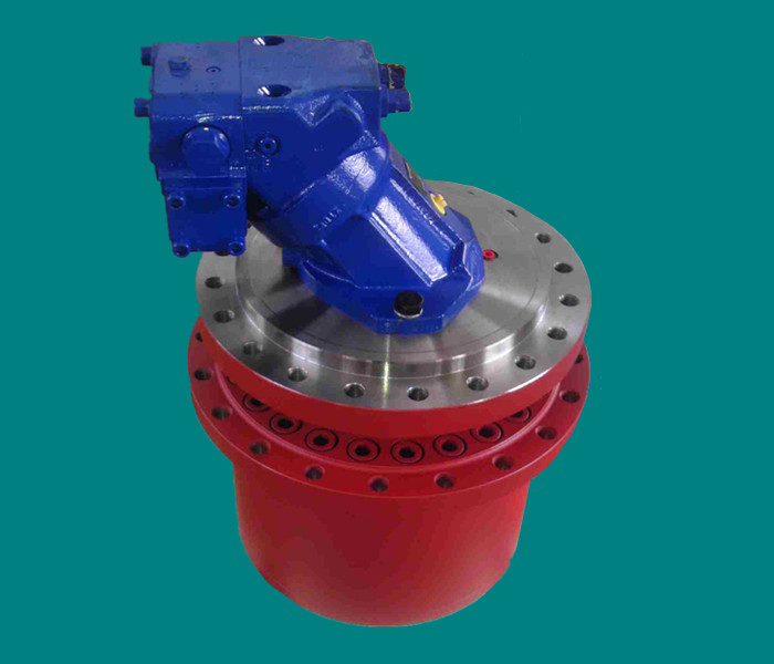 Rexroth Gft Series Final Drive Gearbox Series
