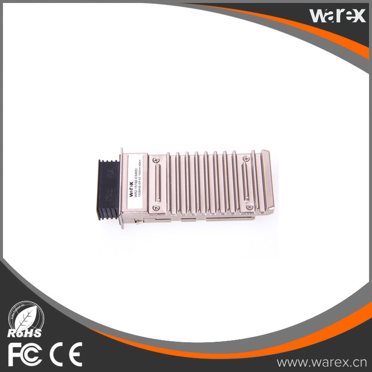 High Quality Compatible Transceiver 10G X2 ER 1550NM SMF 40KM SC