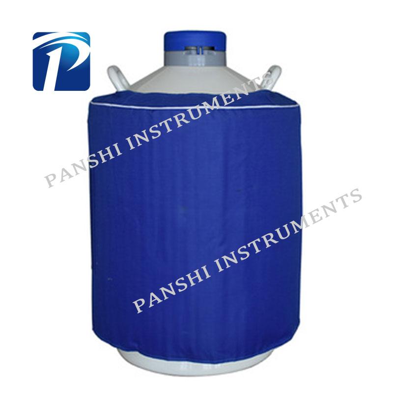 35L Large capacity liquid nitrogen tanks for storing bull semen/sperm