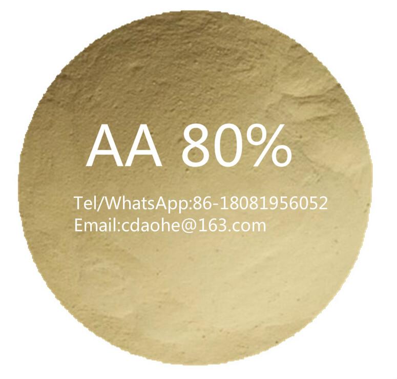 Plant Source Enzymolysis Amino Acid 80% Powder Fertilizer