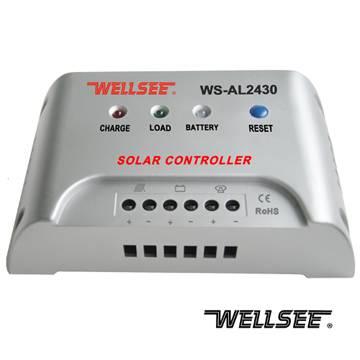WS-AL2430 30A WELLSEE solar street light controller