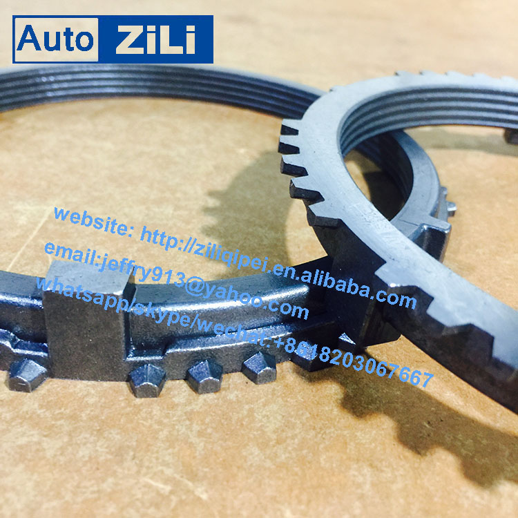 High quality heavy duty truck QJ805 S6-90 5S-111GP gearbox synchronizer ring 1272304076 for Sinotruk