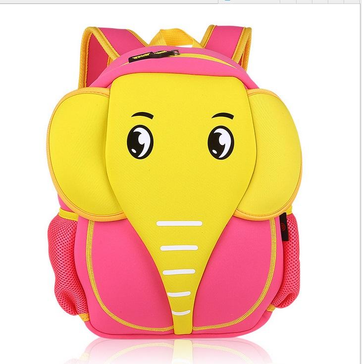 12-inch toddler children's backpack, kids' backpack, baby bag for Kindergarten and preschool