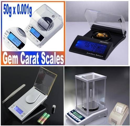 50g*0.001g precison digital  carat scale
