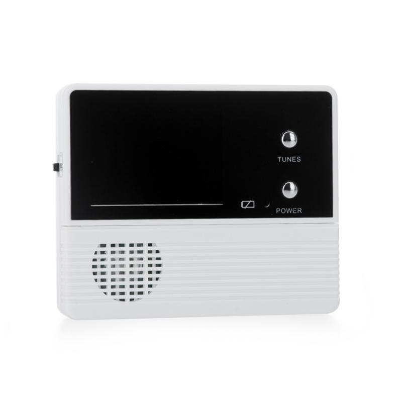 Infrared wireless digital peeping hole, video door viewer, door eye camera
