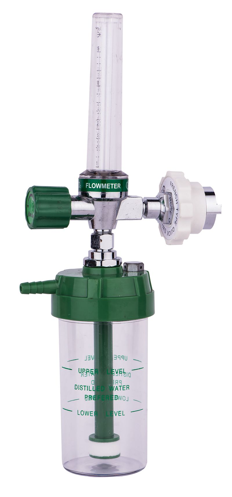 French Style Oxygen Flowmeter-JH906A/AFN