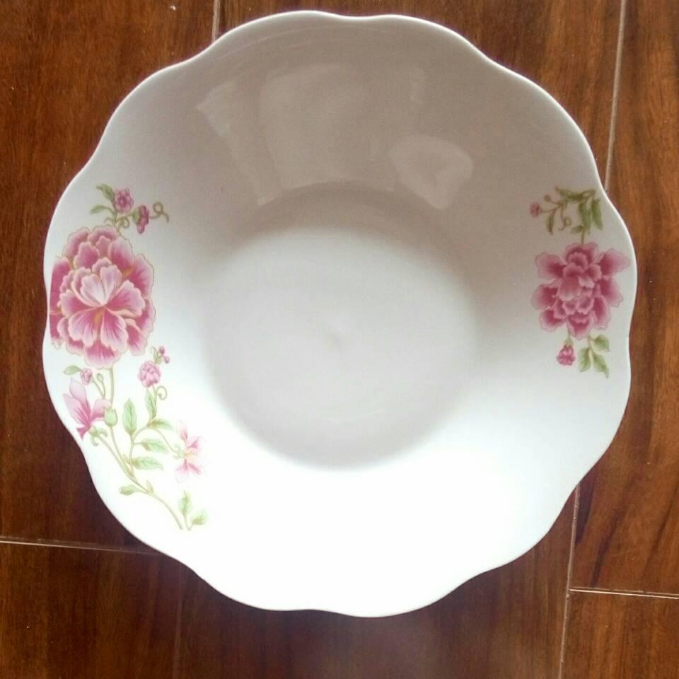 wholesale cheap soup plate