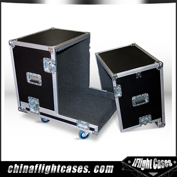 speaker flight cases aluminum hardwares
