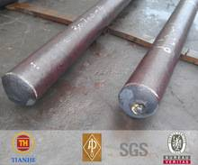 4140 Steel solid bar gear shaft