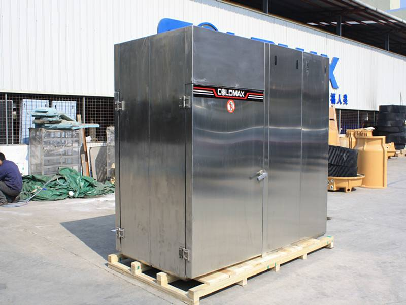 fish fast steaming /cooling machine