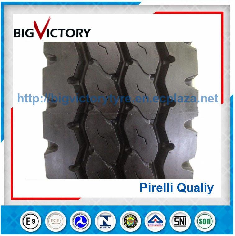 Dump truck tyre ROADONE RA95 sizes 1100R20 1200R20