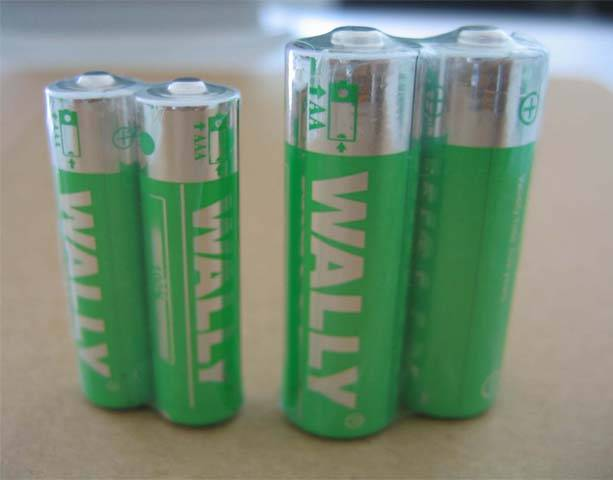 AAA SUPER alkaline battery LR03