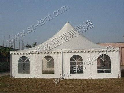 span 8m marquee tent in home& garden
