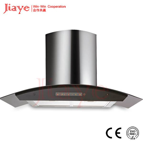 Jiaye kitchen exhaust range hood, cooker hood JY-HP9021