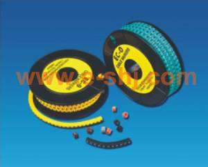 cable marker, heat shrinkable tubing, spiral wrapping band