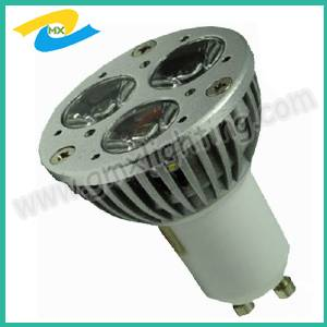 Low Price and High quality 6W GU10 LED Spot light MX-LSP-11