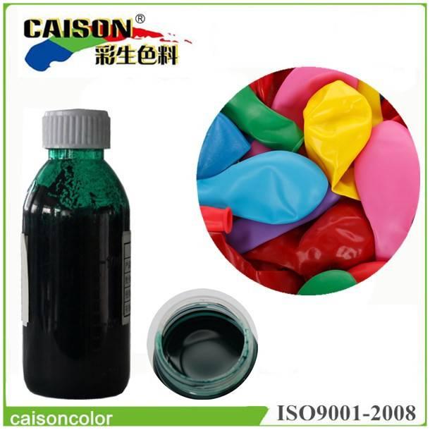 Latex or Emulsion tinting liquid pigment color
