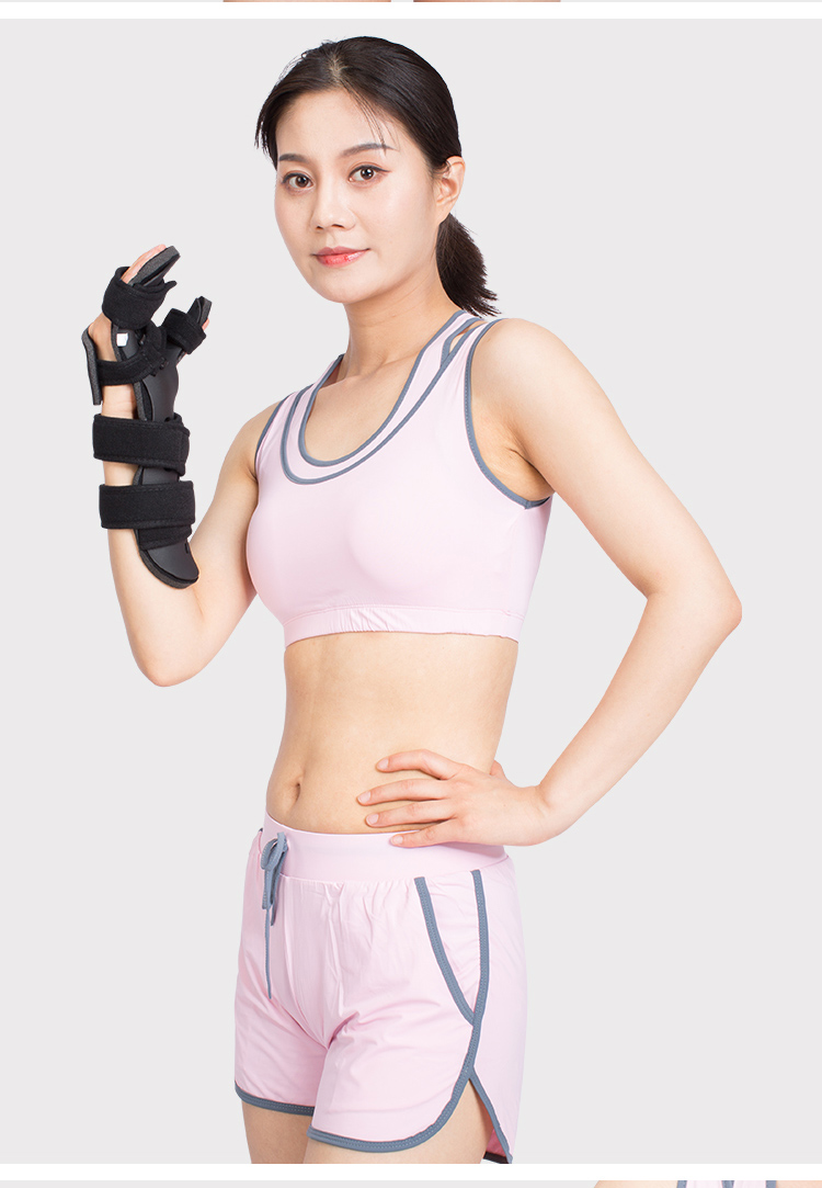 CE FDA Hot Sale Adjustable Medical Orthopedic Fracture Wrist Hand Splint