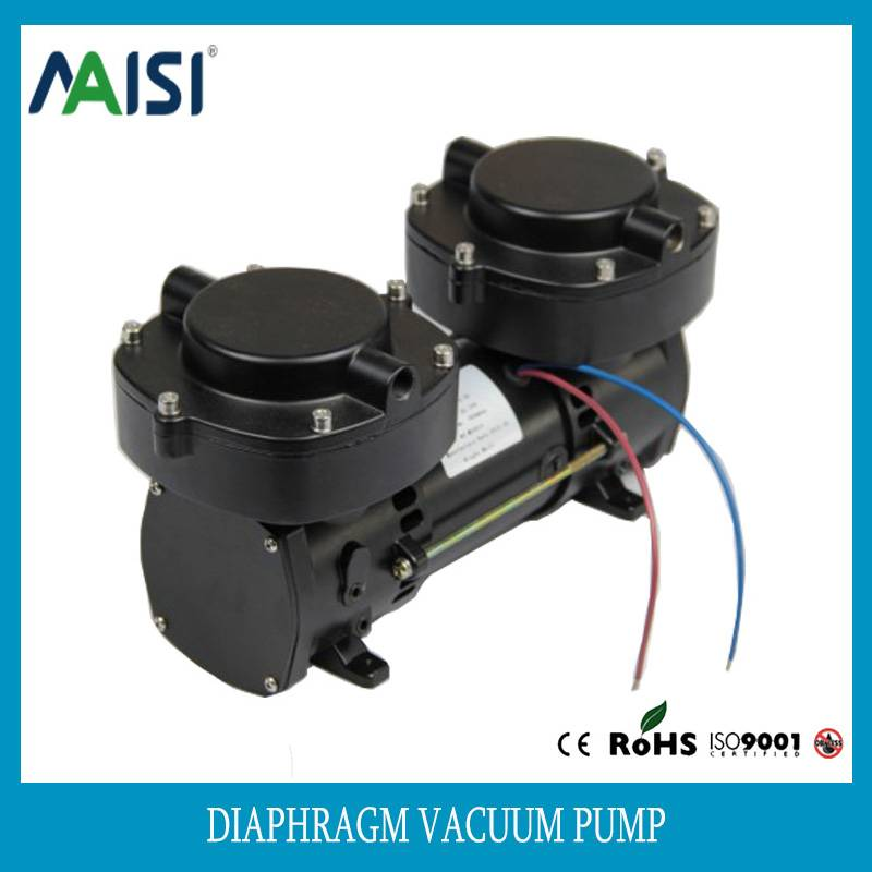 24v silent micro air pump vacuum pump 100w