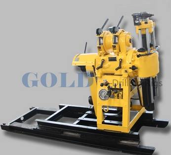 Best Selling 180M High Efficiency XY-180YG Core Drilling Rig