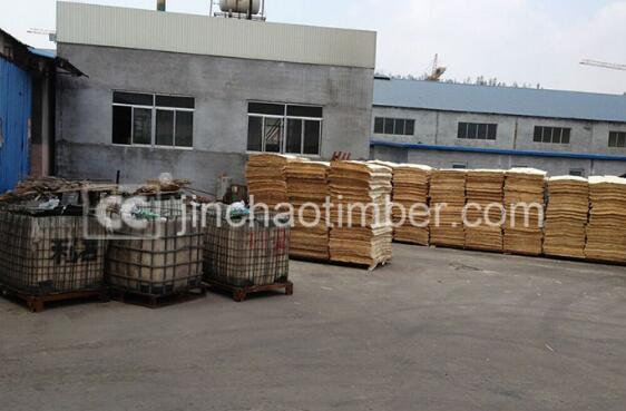 China Film Faced Plywood Manufacturer
