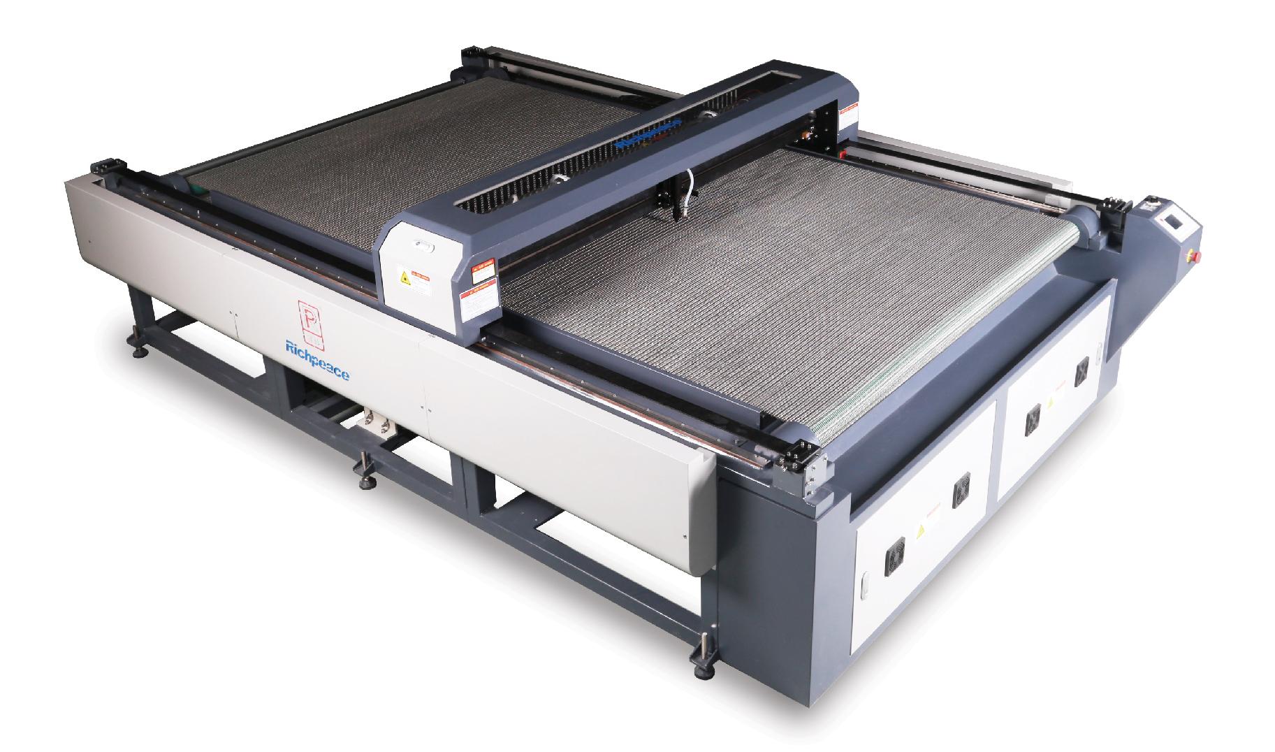 Richpeace Laser Cutting Machine for Big Size
