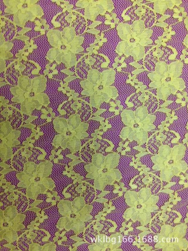 150cm lace fabric for lady's wear