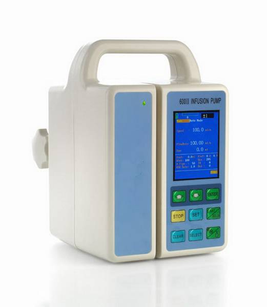 HY 600II Infusion Pump