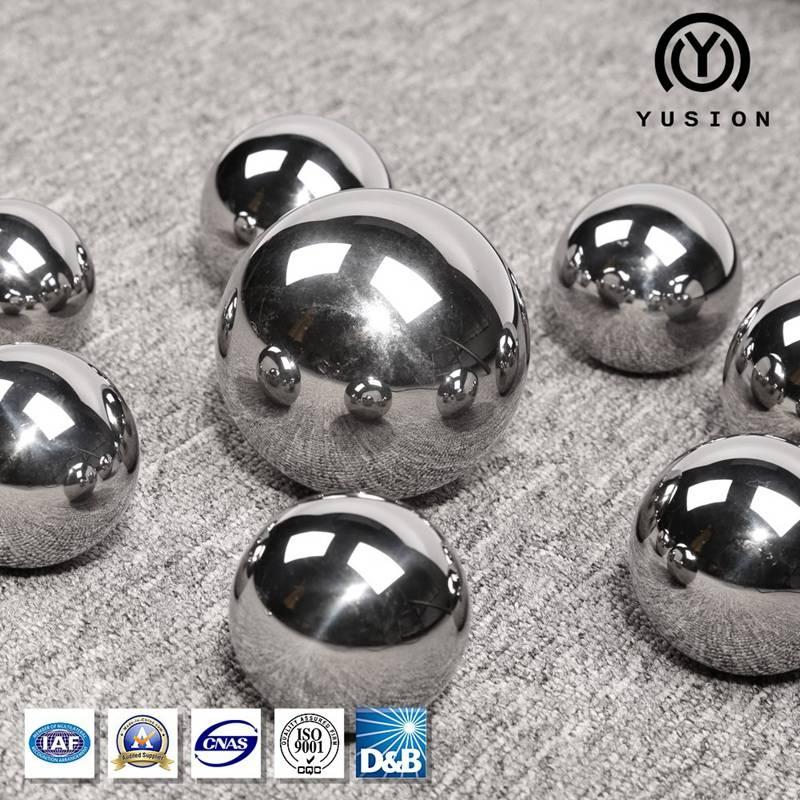 AISI 52100 Chrome Steel Balls for Valves