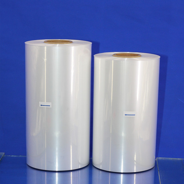 non-poisonous super thin pof shrink film