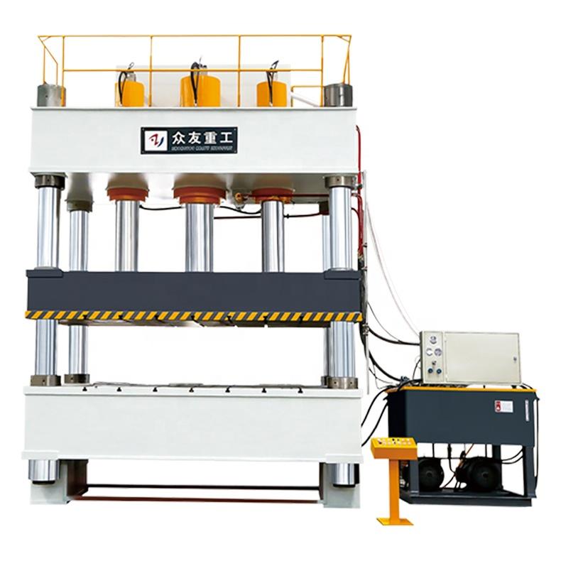 1000 ton hydraulic press machine for car door panels