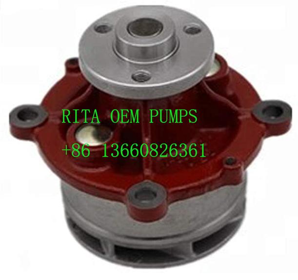 Water Pump 21247955 for VOLVO EC210 EC290 D6D D6E Excavator Diesel Engin