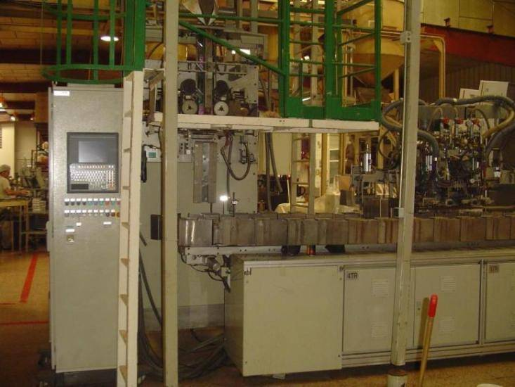 coffee packing line GOGLIO MODEL GL 14 S