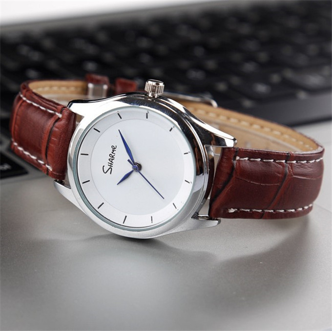 Yxl-569 Factory Price Fashion Watches Men for Wholesale, OEM Men Leisure New Genuine Leather Watches