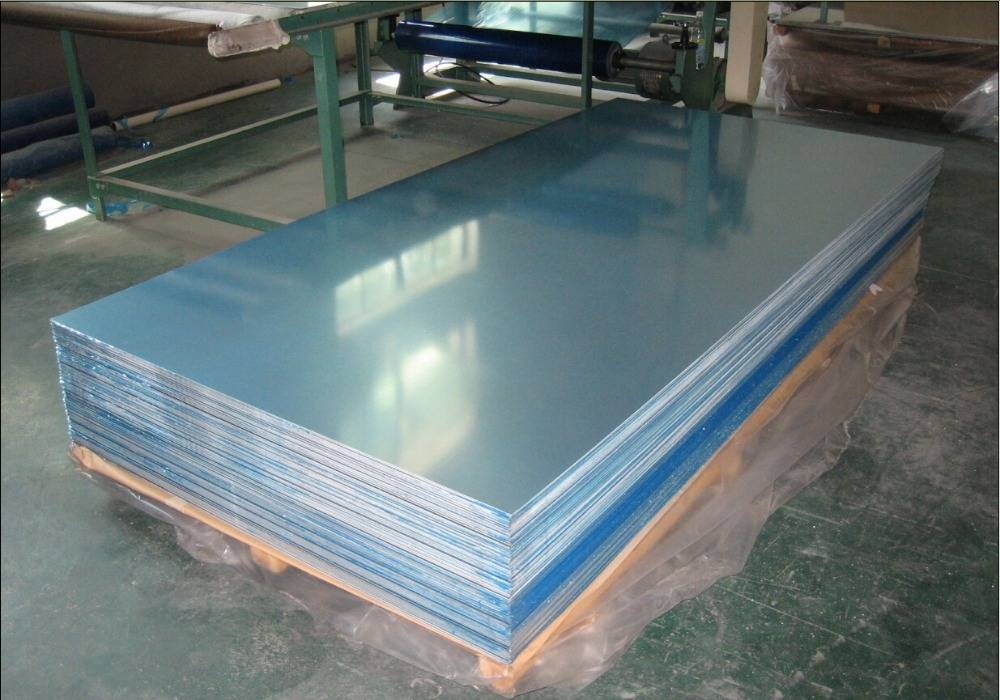 Type 316Ti stainless steel sheet/plate