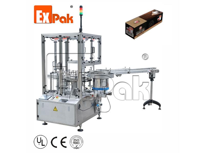 Rotary type Automatic Box Packing Machine PBX-1