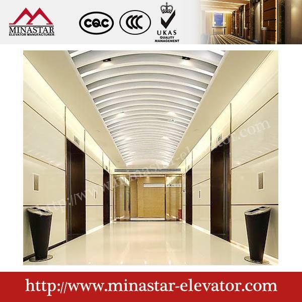 Duplex passenger elevator|13 person elevator|high speed elevator