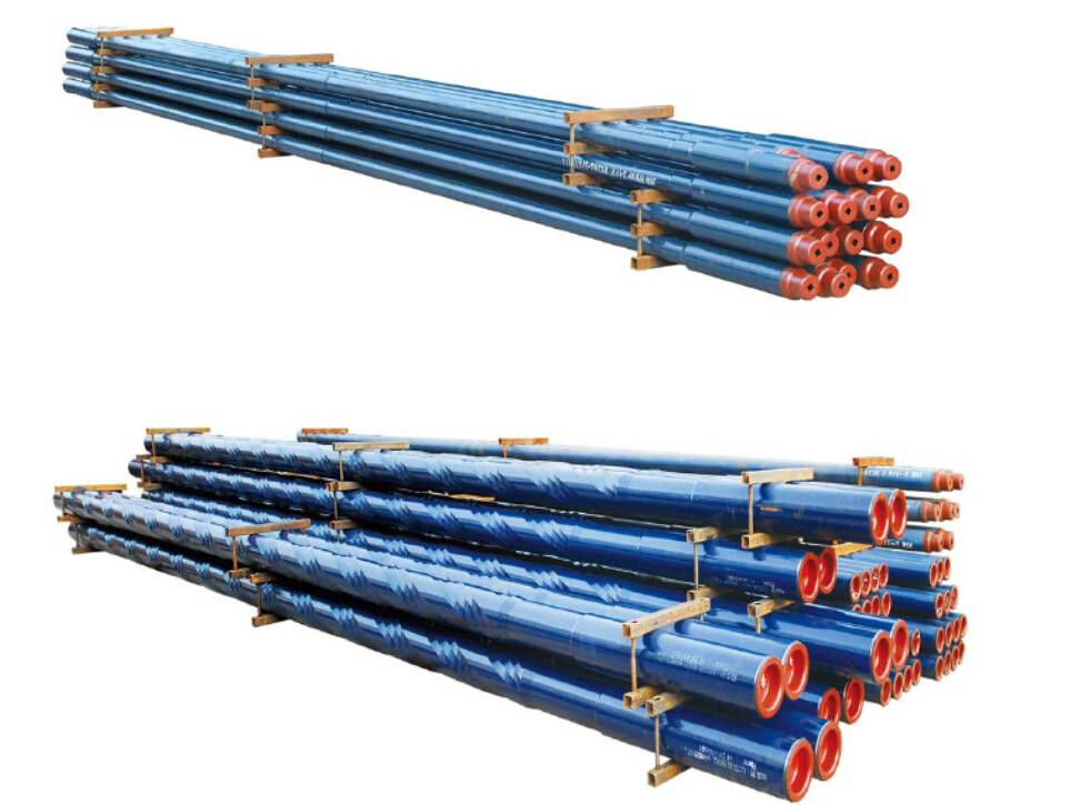 China manufacturer top quality drilling pipe for oil and gas pipe