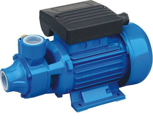 Water Pump with 0.5/1HP Power and 35/60m Maximum Head
