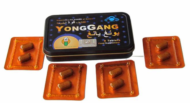 YongGang Sex Pills Herb Medicine Sex Products for Men