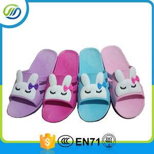 Woman Slipper Plastic Slipper For Indoors Cheap Wholesale PVC Slipper