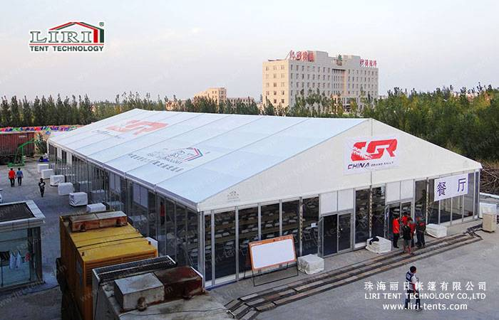 Large Dinning Hall Tent with Air-condition for Party and Wedding