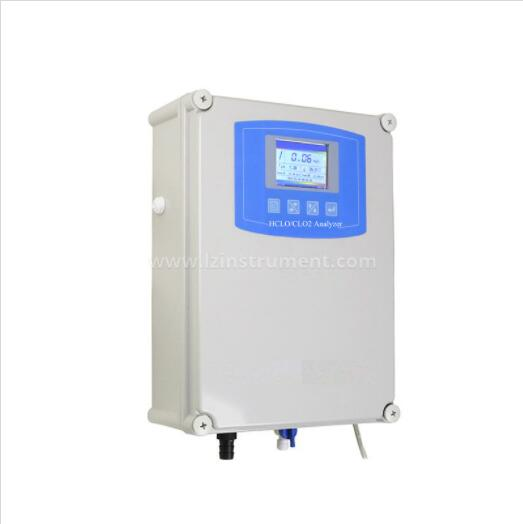 Residual Chlorine Analyzer Disinfection in Swimming Pool Application