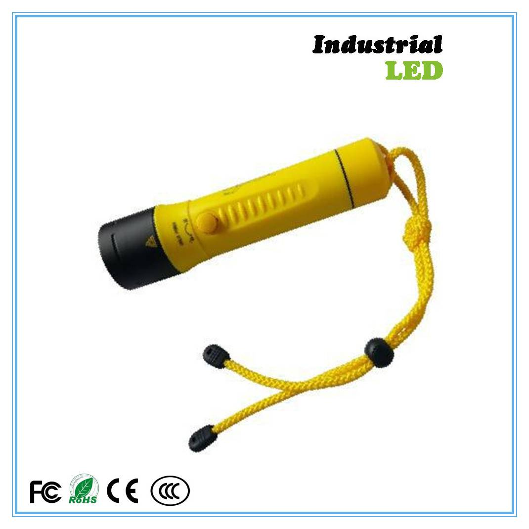 Diving mini water-proof search light